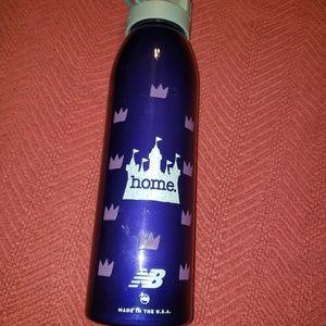 New Balance RunDisney Purple, Metal Water Bottle